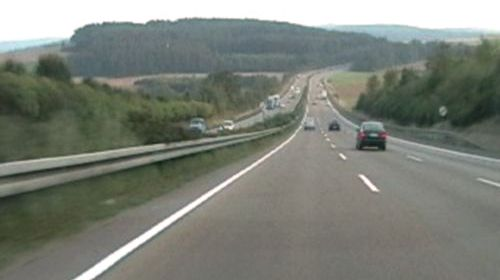 Autobahn photo
